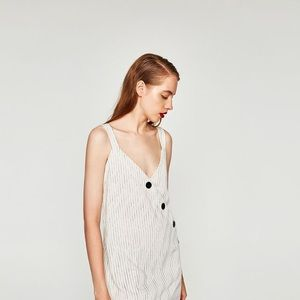 NWT Zara midi dress
